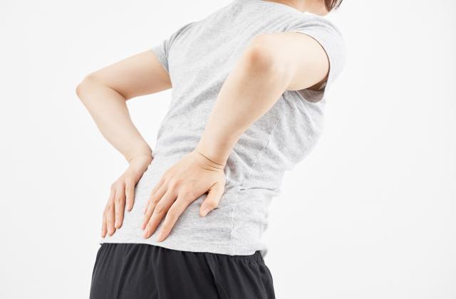 腰痛・背部痛
